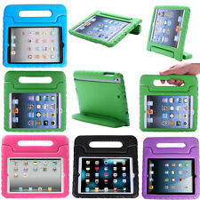 7 Colors Kids Safe Thick Foam Shock Proof EVA Case Handle Cover for iPad mini