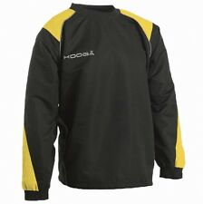 (Free PnP) KooGa Mens Hybrid Vortex Showerproof Breathable Sports Training Top