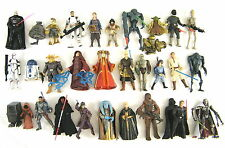 STAR WARS MODERN FIGURES SELECTION - MANY TO CHOOSE FROM ALL VGC !    (MOD 19)