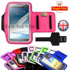 Sports Jogging Running Gym Armband pouch Case For Samsung Galaxy Note II 2 N7100