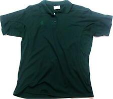 Bowlswear Lawn Bowls Polo Shirt Bottle Green Ladies Womens Bowls BA Logo NEW