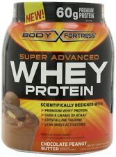 NEW Body Fortress Super Advanced Whey Protein strawberry cookies & cream vanilla