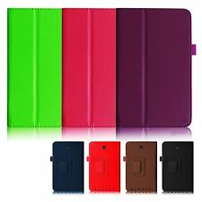 "Folio Case Cover for ASUS MeMO Pad HD ME173X 7"" 7-inch Android Tablet Stand Slim"