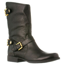 Steve Madden Women's Enngage Leather Boots