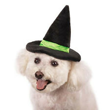 Aria Dog Witch Hat Halloween Costume Pet  Black Hats Witch's Hats