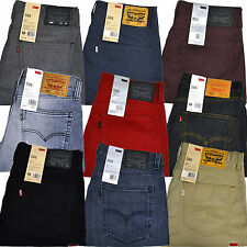Levis 508 Jeans Regular Taper Fit Colored Levi's Jean 29 30 31 32 33 34 36 38