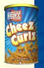 America's Best Canister Cheez Cheese Balls / Curls Sticks