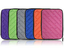 SLEEVE CASE COVER POUCH LUXURY STYLE WITH ZIP FOR AMAZON KINDLE FIRE HDX 7""