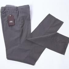 249€ PANTALONI TORINO PT01 UOMO DOUBLE TWISTED MARRONE