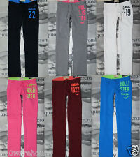 NWT HOLLISTER Women 's Bettys Skinny Fit Sweatpants  By Abercrombie