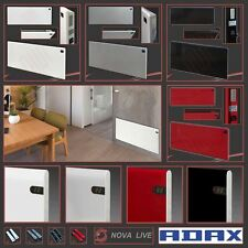 Adax Neo Designer Electric Panel Heater Radiator Convector Slimline Wall Mounted