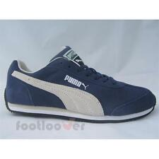 Puma Rio Speed S 355882 03 mens navy running inspired casual shoes sneakers New