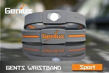 Mens Sports Ionic Wristbands - Over 4000 Negative Ions