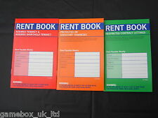 Rent Book/Assured/Shorthold/Protected/Statutory/Restricted/Lettings/Tenancy/New