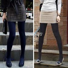 Winter Fashion Fleece Tights Pantyhose Warmers Leggings Women Stockings