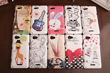 Accessory LOVELY CARTOON TPU Silicone Case Skin Cover For Sony Xperia L S36h NEW
