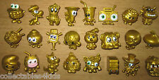 Series 4 Moshi Monsters Moshlings: pick your gold, ultra rare & regular figures