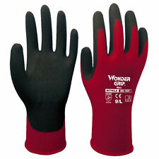 New Wonder Grip Safe Uniqe Coldproof Work Protection Gardening Flex Plus Gloves