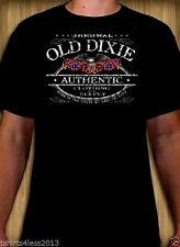 OLD DIXIE AUTHENTIC CLOTHING T-SHIRT SIZES SMALL TO 4XL NEW!!