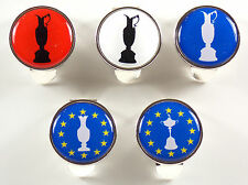 Hat Clip and Major Trophy Ball Marker