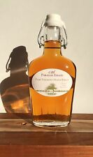 Pure Vermont Maple Syrup In Beautiful Wax Top Glass Bottle