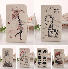 Accessory Leather Wallet Case Cover Skin Stand For Alcatel One Touch M POP 5020D