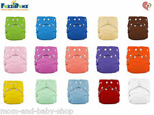 FUZZIBUNZ FUZZI BUNZ POCKET CLOTH DIAPER ONE SIZE ELITE