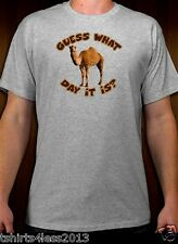GUESS WHAT DAY IT IS? T-SHIRT SIZES SMALL TO 4XL NEW!!