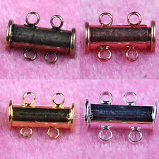 Best-Selling New 5/10Set 2 Row Strong Magnetic Slide Lock Tu Magnetic Clasps