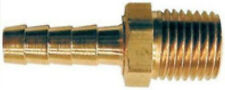 Hose Barb x Male NPT MPT Brass Water Oil Gas Fuel Line Pipe Tube Adapter Fitting