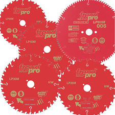 Freud Pro Professional TCT Trim Circular Chop Mitre Saw Wood Cutting Blade