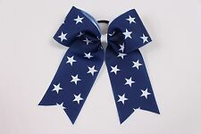 Sublimated Cheer Hair Bows - Various Designs/Colors