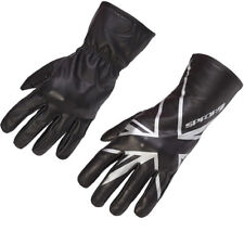 SPADA PATRIOT UNION JACK WATERPROOF LEATHER SUMMER TOURING MOTORCYCLE GLOVES
