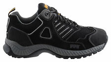 "Magnum Men's NEW ""Friction ST"" 5295 Black Steel Safety Toe Work Shoes SIZES"