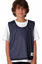 Badger Youth Lacrosse Practice Polyester Mesh Casual Performance Jersey. 2560