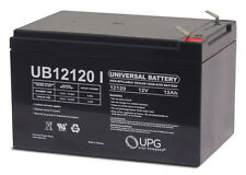 UPG Universal Sealed Mobility Scooter and Power Chair Batteries (Sold in Pairs)