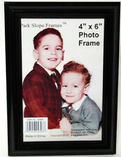 4 x 6 Picture Frame Choice of Colors Table Top or Wall Mountable Lot of 3