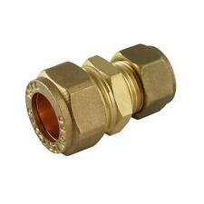 Straight Brass Reducing Couplings Choose Your Size 10mm-8mm to 35mm-28mm