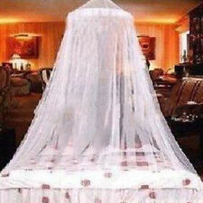 Vintage Dome Double Size Mosquito Nets Bug Repellent Canopy Netting Bedding B92U