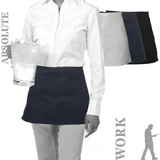Absolute Apparel AA78 Waist Apron without pocket (3 cols)
