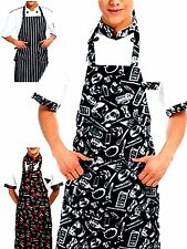Man apron, Chef apron, Kitchen apron, Restaurant & Barbecue apron, good quality