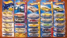 1999 Through 2010 Hot Wheels 1970 1967 1969 Chevelle Choice Lot All Different