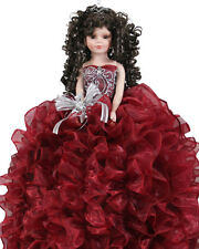 Quinceanera Ruffle Doll For Mis Quince Años Q2063