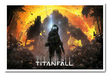 Titanfall Militia Pilot Magnetic Notice Board Includes Magnets