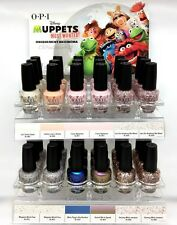 OPI Nail Lacquer- MUPPETS MOST WANTED Collection 2014 - Pick Any Shade