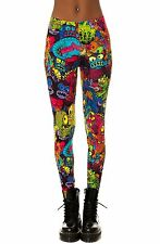 IRON FIST LADIES MONSTER IN MY POCKET LEGGINGS (L2B)
