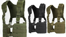 Condor MCR7 MOLLE Ronin Chest Rig Olive Black Tan