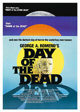 Day Of The Dead - A1/A2 Poster **BUY ANY 2 AND GET 1 FREE OFFER**