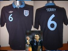 England TERRY Shirt Jersey BNWT Adult S M L Umbro Football Chelsea Soccer Top