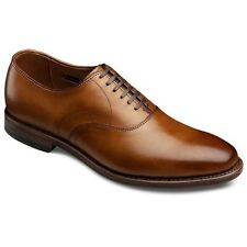 Allen Edmonds Men's Carlyle Walnut Burnished Calf Plain Toe Dress Shoes 8832